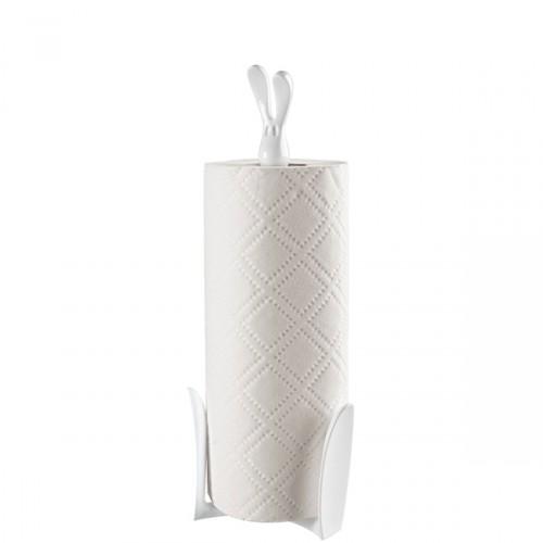 Koziol Roger stojak na papier, kolor biały
