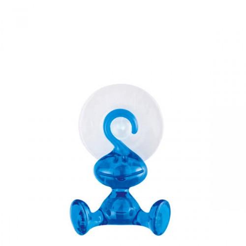 Koziol Moritz wieszak na ręczniki, kolor niebieski