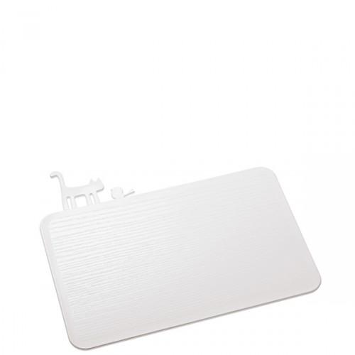 Koziol PI:P deska do krojenia, kolor biały