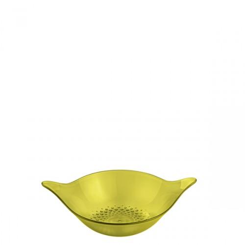 Koziol Leaf miseczka do dipów, kolor oliwkowy