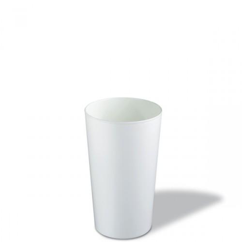 Koziol Rio zestaw kubków 4 szt, kolor biały