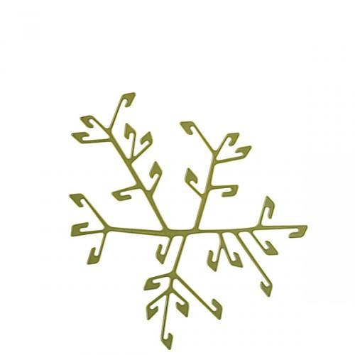 Koziol Cherrie element dekoracyjny, kolor oliwkowy