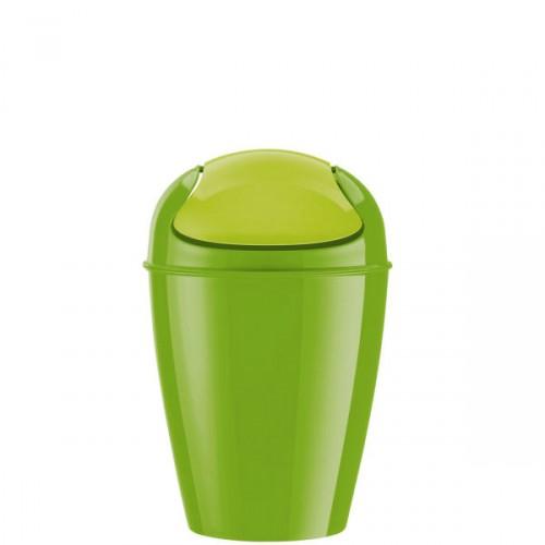 Koziol Del M kosz na śmieci, kolor limonkowy