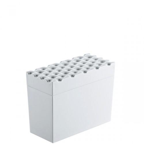 Koziol Broed pojemnik na chrupkie pieczywo, kolor biały