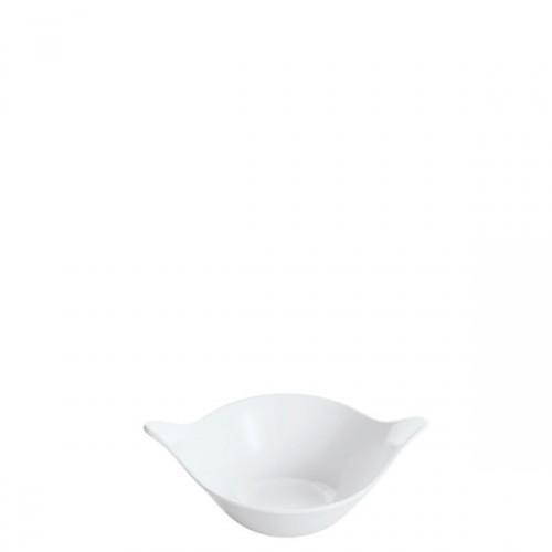 Koziol Mini Leaf miseczka do dipów, kolor biały