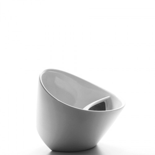 Magisso Magisso kubek z zaparzaczem do herbaty, biały
