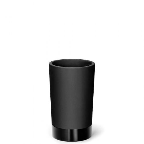 Magisso Black Terracotta kubełek na butelkę wina