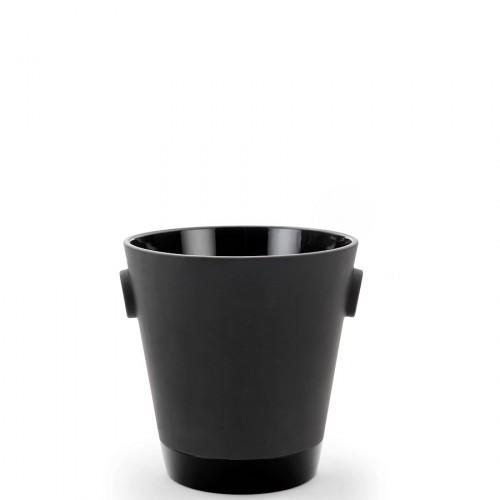 Magisso Black Terracotta kubełek na butelkę szampana