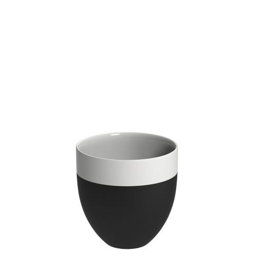 Magisso White Line Cooling Ceramics Zestaw dwóch szklanek