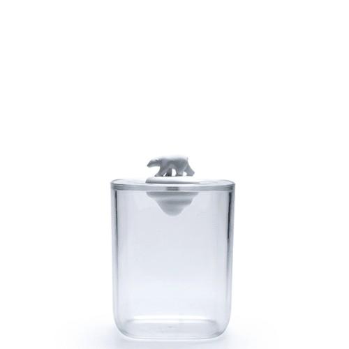 QUALY Polar Bear Ocean Pojemnik łazienkowy
