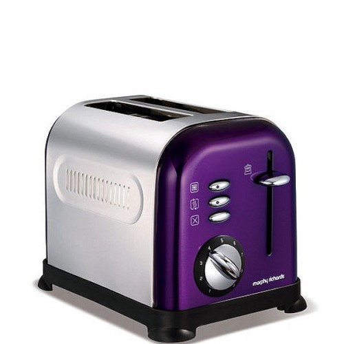 Morphy Richards Plum Accents toster elektryczny