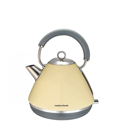Morphy Richards Czajnik New Accents cream Czajnik stalowy