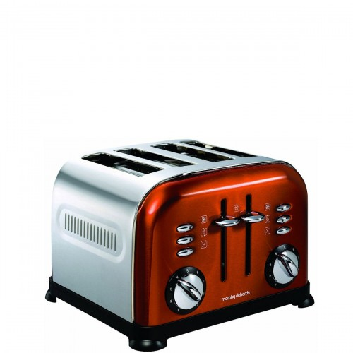 Morphy Richards Toster Accents Copper Toster na 4 tosty