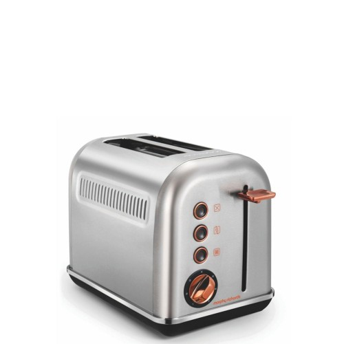 Morphy Richards Accents Rose Gold Toster