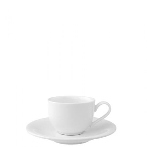 Villeroy & Boch New Cottage Basic filiżanka do espresso ze spodkiem
