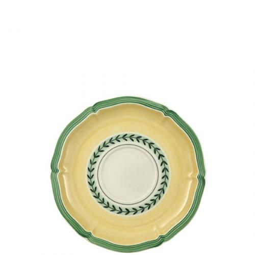 Villeroy & Boch French Garden Fleurence spodek pod filiżankę do herbaty