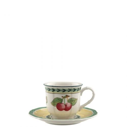 Villeroy & Boch French Garden Fleurence filiżanka do espresso ze spodkiem