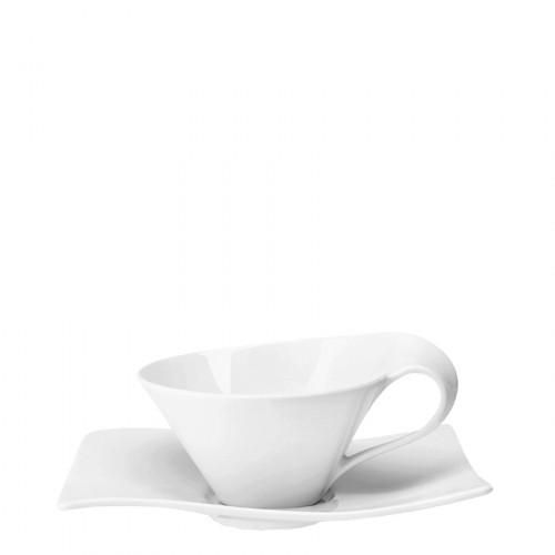 Villeroy & Boch New Wave filiżanka do herbaty ze spodkiem