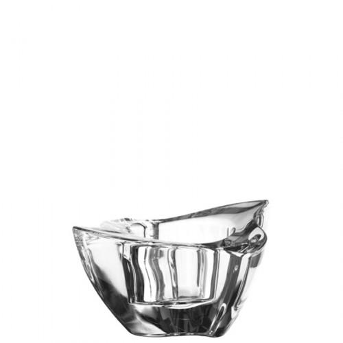 Villeroy & Boch New Wave świecznik na tealight przezroczysty, 2 szt