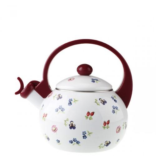 Villeroy & Boch Petite Fleur Kitchen czajnik z gwizdkiem