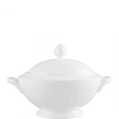 Villeroy & Boch White Pearl waza do zupy