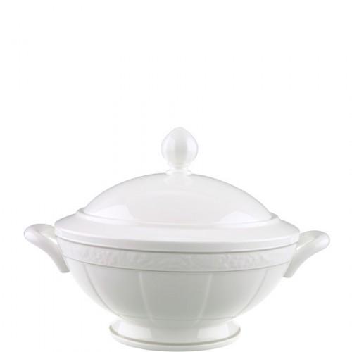 Villeroy & Boch Gray Pearl waza do zupy