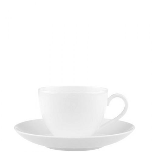 Villeroy & Boch Anmut filiżanka do kawy ze spodkiem