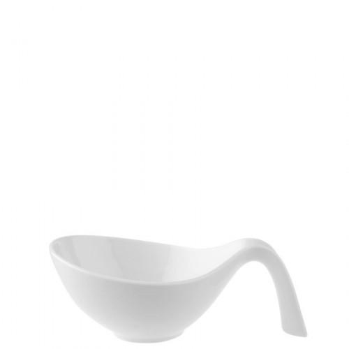 Villeroy & Boch Flow miska na sałatę z rączką