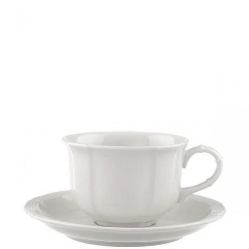 Villeroy & Boch Manoir filiżanka do herbaty ze spodkiem