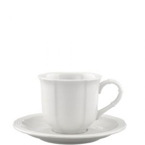 Villeroy & Boch Manoir filiżanka do kawy ze spodkiem