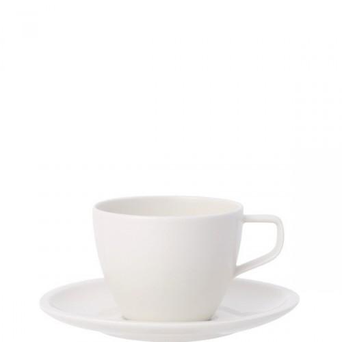Villeroy & Boch Artesano Orginal filiżanka do kawy ze spodkiem