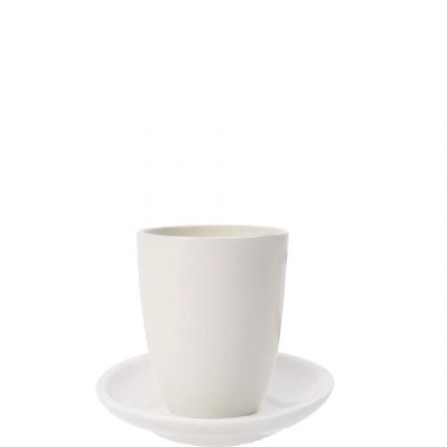 Villeroy & Boch Artesano Orginal filiżanka do espresso bez ucha ze spodkiem