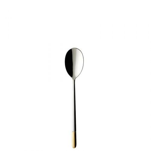 Villeroy & Boch Ella Partially Gold Plated łyżeczka do cukru lub lodów