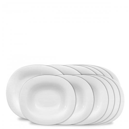 Villeroy & Boch New Cottage Oval zestaw talerzy obiadowych, 12 sztuk
