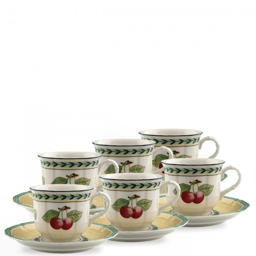 Villeroy & Boch French Garden zestaw do espresso