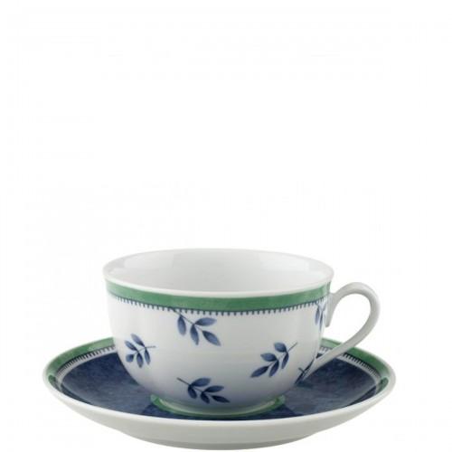 Villeroy & Boch Switch 3 filiżanka do herbaty ze spodkiem