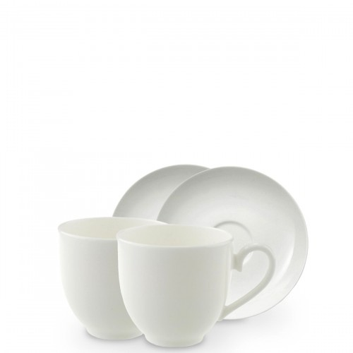 Villeroy & Boch Royal zestaw do espresso dla 2 osób