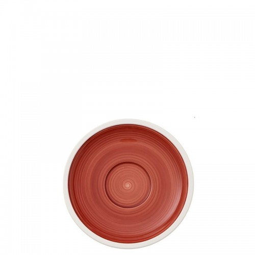 Villeroy & Boch Manufacture Rouge spodek do filiżanki do kawy lub herbaty