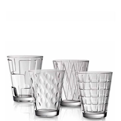 Villeroy & Boch Dressed Up zestaw 4 szklanek