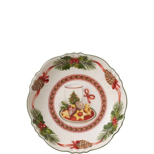Villeroy & Boch Toys Fantasy Ładna miska na drobne świąteczne smakołyki