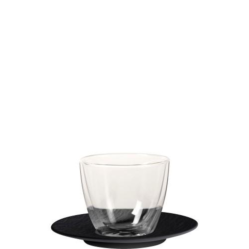 Villeroy & Boch Manufacture Rock Zestaw do białej kawy