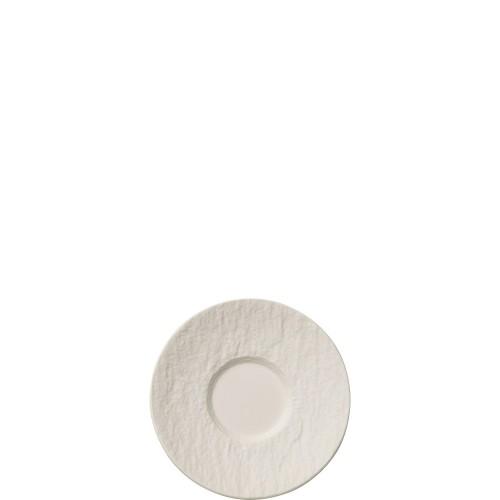 Villeroy & Boch Manufacture Rock blanc Spodek do filiżanki