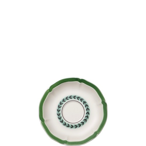 Villeroy & Boch French Garden Green Line Spodek do filiżanki