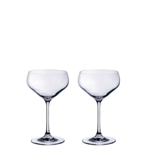 Villeroy & Boch Purismo Zestaw dwóch kieliszków do szampana