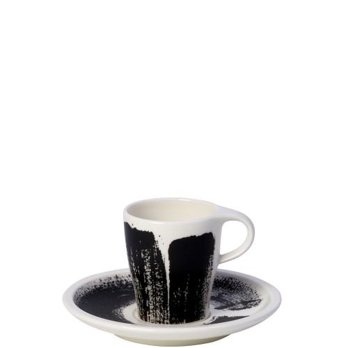 Villeroy & Boch Coffee Passion Awake Filiżanka ze spodkiem do espresso
