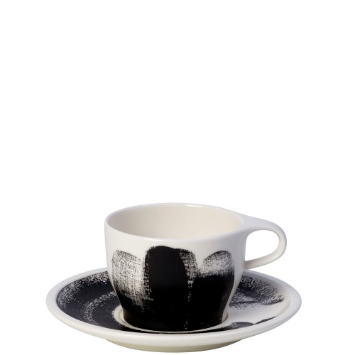 Villeroy & Boch Coffee Passion Awake Filiżanka ze spodkiem do cappuccino