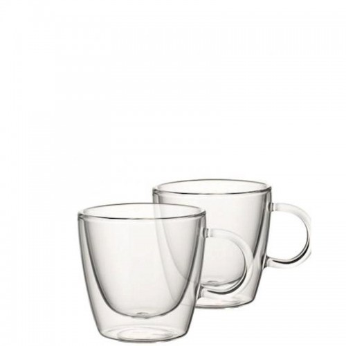 Villeroy & Boch Artesano Hot Beverages Zestaw dwóch szklanek z uchem M