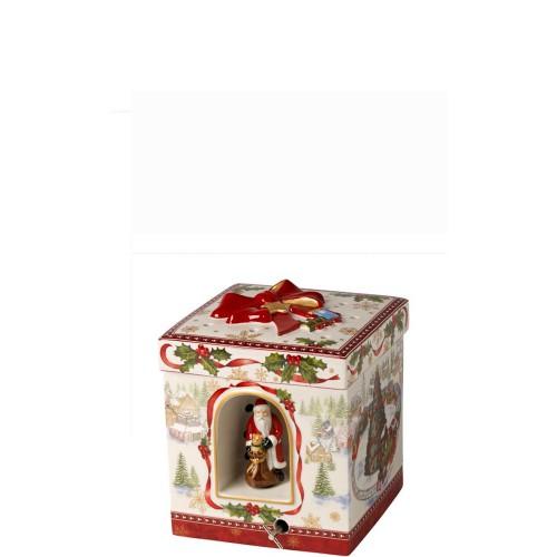 Villeroy & Boch Christmas Toys Ozdoba z pozytywką -pociąg