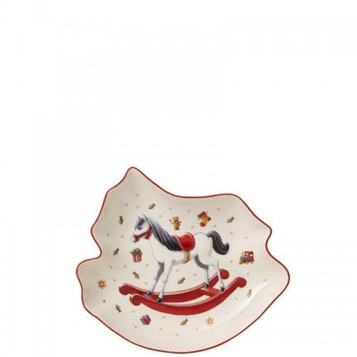 Villeroy & Boch Toys Delight Decoration Miska w kształcie konia na biegunach