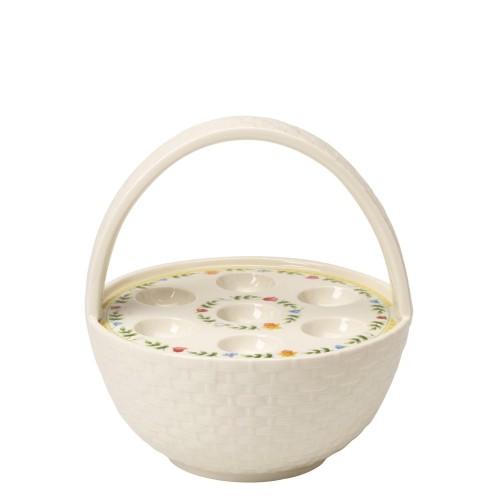 Villeroy & Boch Spring Fantasy Talerz na jajka w kształcie koszyka